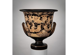 Calyx Krater The Death and Apotheosis of Herakles