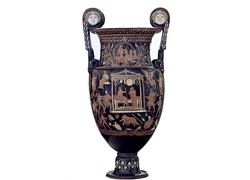 Volute Krater Beheaded Thersites