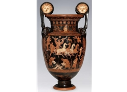 Volute Krater Red Figured Pottery