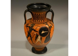 Neck Amphora Ajax