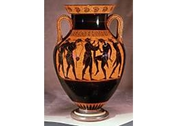 Belly Amphora Dance of the Drinkers