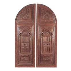 Arched Double Door -121