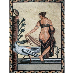 Egypt-Greek-Roman-Mosaic - MS028