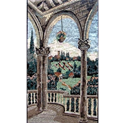 Landscapes Mosaic - MS158
