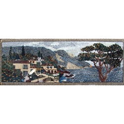 Landscapes Mosaic - MS225A