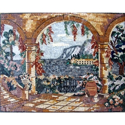 Landscapes Mosaic - MS320