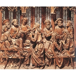 Last Supper, Riemenschneider